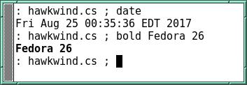 Chris's Wiki :: blog/linux/Fedora26FontDilemma